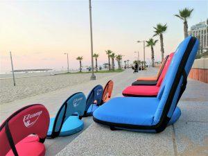 כסאות מתקפלים להופעות ואירועי ספורט