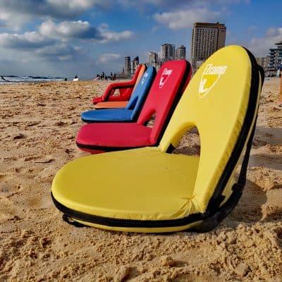כיסאות ים EZcamp