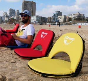 כיסא ים EZcamp