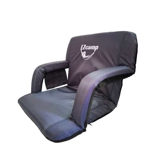 כסא נוחות EZcamp בגרסה רחבה
